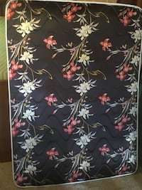 floral queen mattress Free Delivery Calgary, T3E 6X1