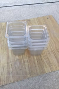 resteraunt grade plastic containers Cypress, 77433