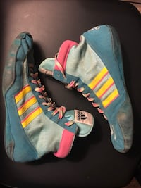 Adidas combat speeds ll wrestling shoes size 12 Raleigh, 27609