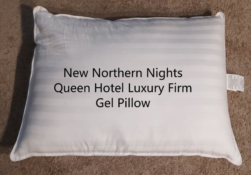 New Northern Nights Queen Hotel Luxury Firm Gel Pillow 5c1983b3-18c7-4d12-8abe-a74359526199