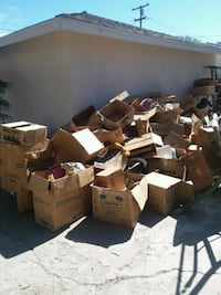 Boxes Bakersfield, 93304