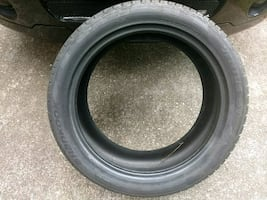 Hankook Ventus ST Tire: New Spare