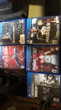 Ps4 Games Pittsburgh, 15211