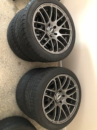 VMR wheels with winter tires and TPMS Phenix City, 36867