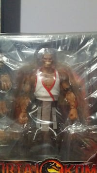 storm collectibles- Baraka Vaughan