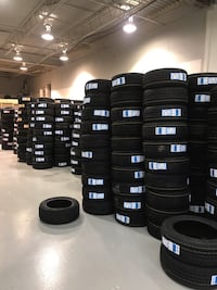 All season tires Vaughan, L6A 0L7