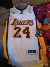 ADIDAS Lakers Basketball Jersery - With Tags  Brantford, N3S 3C8