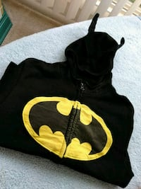 Boys Batman Jacket with Batman Hoodie Silver Spring, 20910