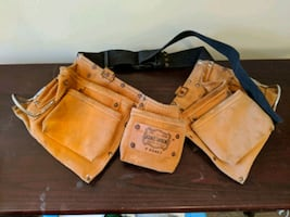 Only slightly experienced tool pouch