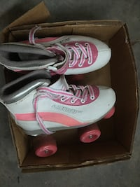 pair of white-and-pink roller skates McLean, 22102
