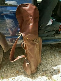brown leather knee-high boots Keedysville, 21756