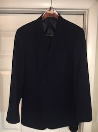Kenneth Cole slim fit suit and some extras
