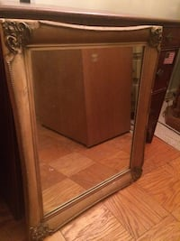 brown wooden framed glass cabinet Kensington, 20895