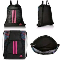 New - Adidas Alliance II String Bag Toronto, M9W 7J9