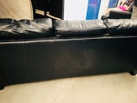Genuine leather couch and love seat Vista, 92081