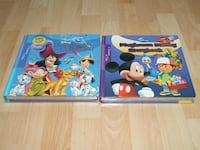 2 Disney Storybook Collections Surrey