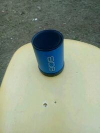 blue and black portable speaker North Fort Myers, 33917