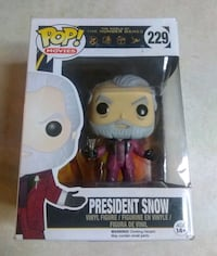 The Hunger Games Pop Funko Action Figure