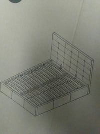 Storage bed brand new Camarillo, 93010