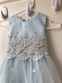 Brand new girl dress size 8 made in us kids collection Toronto, M4C 5J6