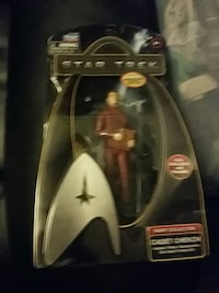 Star Trek Cadet Chekov action figure pack