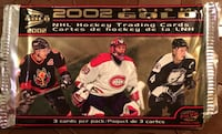 Unopened 2002 Prism Gold Hickey Cards Toronto, M5V 3S8