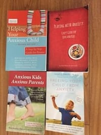 Books about child anxiety
