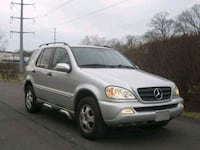 2004 Mercedes M-Class ML350 Sterling