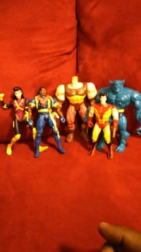 Xmen figures Baltimore, 21228