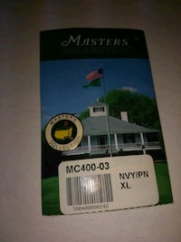 Masters Collection Pin Pittsburgh, 15227