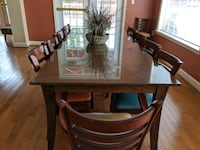 Large 10 Person Dining Room Table Manassas, 20109