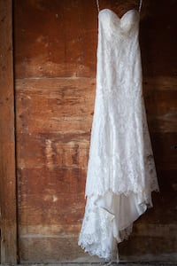 Wedding dress CALGARY