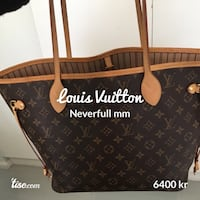 Louis vuitton neverfull mm Bergen, 5096