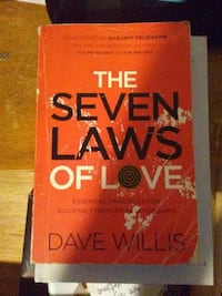 The Seven Laws of Love by Dave Willis book Beech Island, 29842