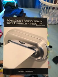 Technology hmd unlv books  Las Vegas, 89109