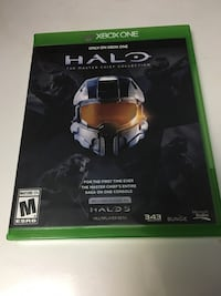"Halo ""the master chef collection"" xbox one game Lincoln, 68508"
