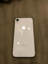 White iPhone xr unlock  Toronto