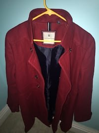 red zip-up jacket Long Beach, 90805