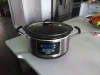 Hamilton Beach slow cooker Whitby
