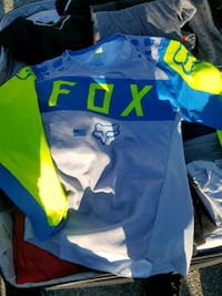 Youth med fox racing Jersey