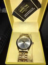 Gold watch Niles, 49120