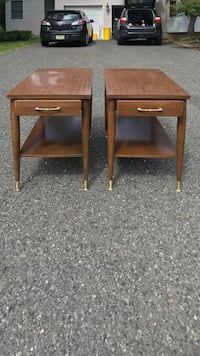 Mid Century End Tables for Living Room and Elegant Spaces New York, 10014