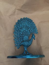 Peacock Earring Holder