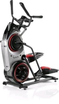 Bowflex M5 in good shape did not get much use. Pick up only