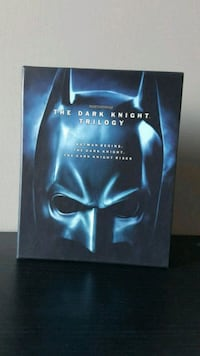 Batman the Dark Knight Trilogy on Blu-ray Barrie, L4N