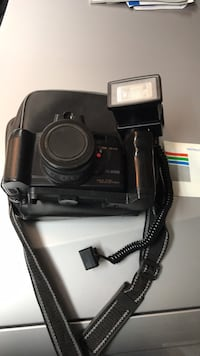 Canon TC-8000 35mm Camera with Flash Vintage Yorba Linda, 92886