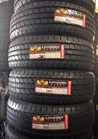 "[TL_HIDDEN] 0"" 22"" 24"" LIONHART Tires BRAND NEW  All Sizes Wholesale  14"" Pricing Starting @ $39 Each WE FINANCE La Habra"