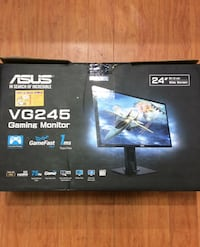 ASUS VG245 GAMING MONITOR IN BOX Toronto, M1H 2A4