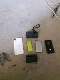 Phones and iPods and camera for sell  Edmonton, T5W 5J9