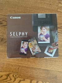 SELPHY Compact Photo Printer CP1300 Richmond Hill, L4S 2X1